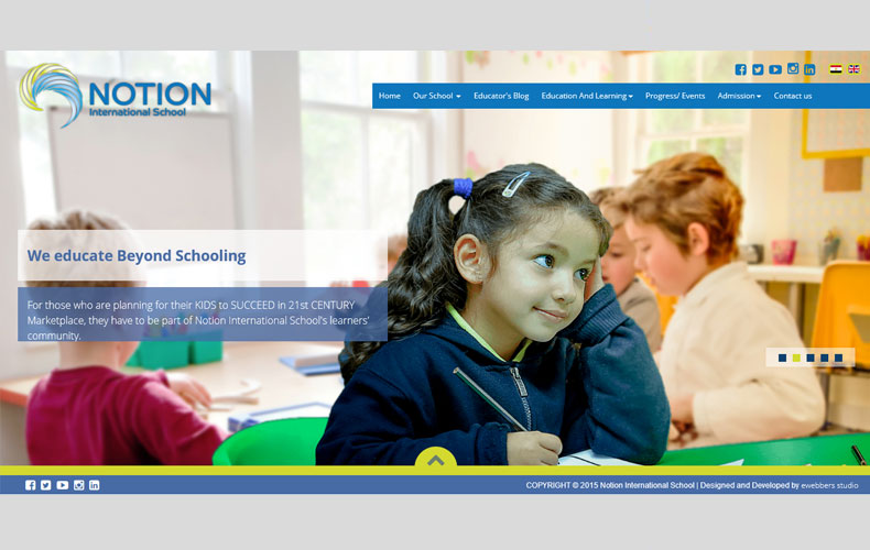Notion International School