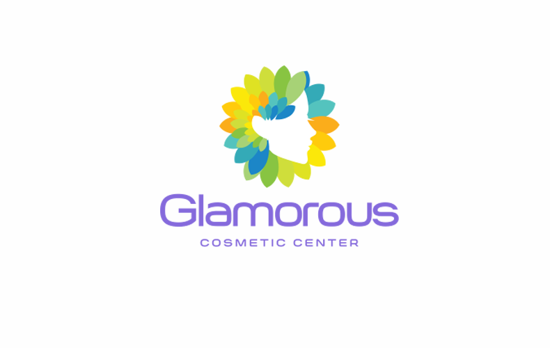 Glamorous Cosmetic Center Brand Building