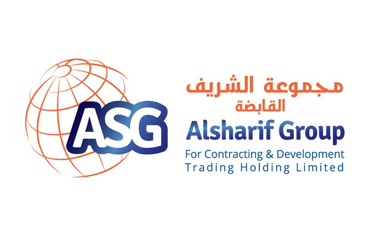 Alsharif Group For Contracting and Development Brand Building