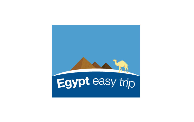 Egypt Easy Trip Logo Design