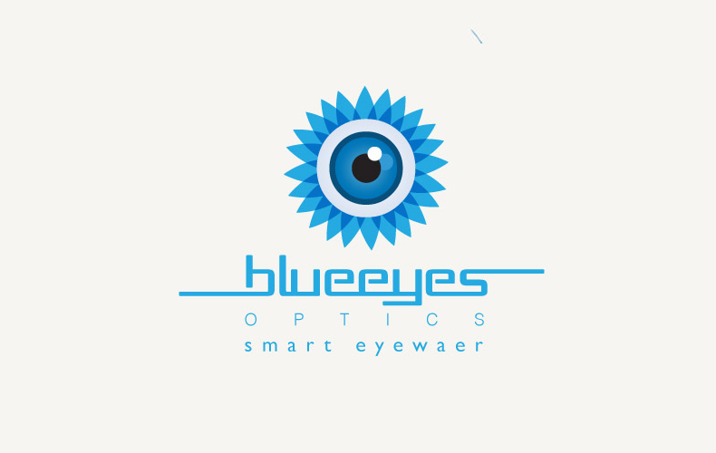 Blue Eyes Corporate Identity